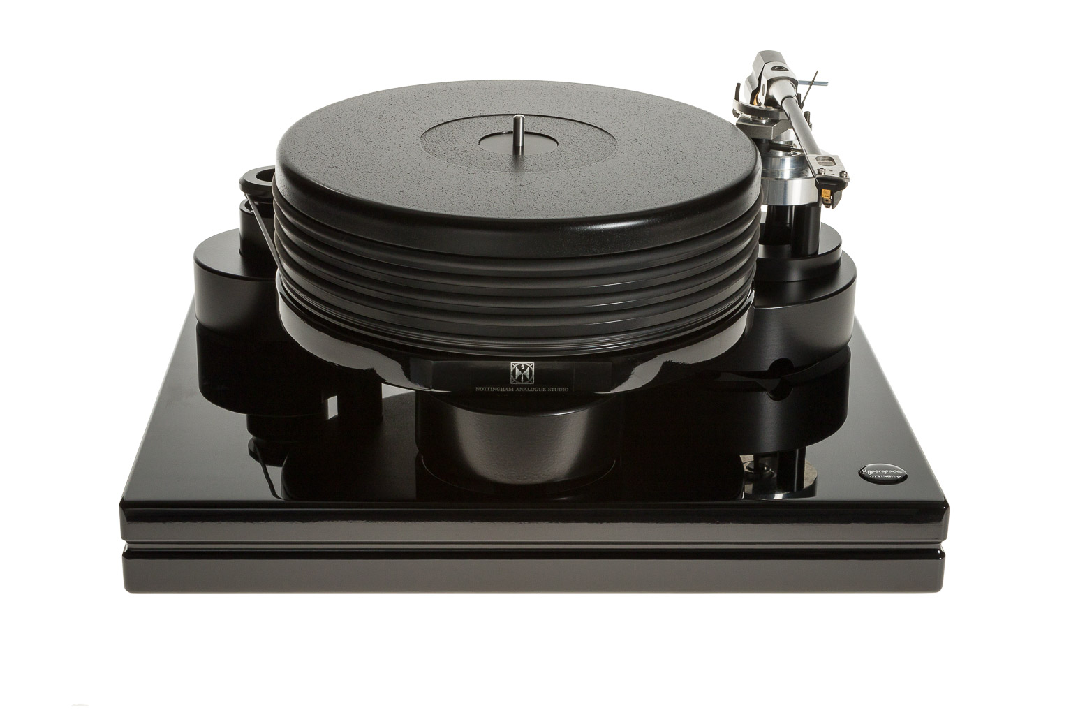 Nottingham Hyperspace Turntable Image