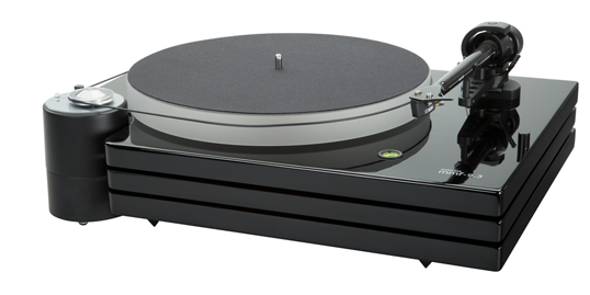 Music Hall MMF-9.3 Turntable Image