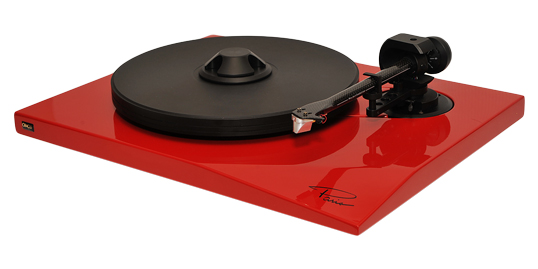 Oracle Paris MKV Turntable Image