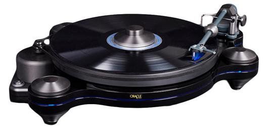 Oracle Origine Turntable Image