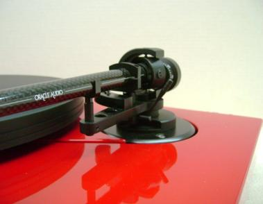 Oracle Paris Tonearm Image