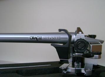 Oracle SME V Tonearm Image