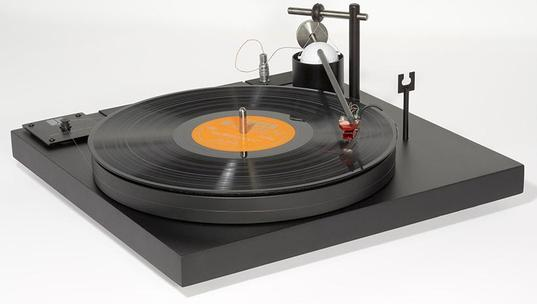 Well Tempered Lab Simplex Turntable Image