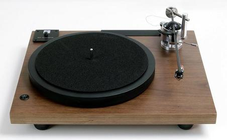 Well Tempered Lab Versalex Turntable Image