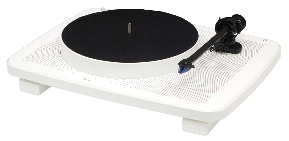 Music Hall ikura Turntable Image