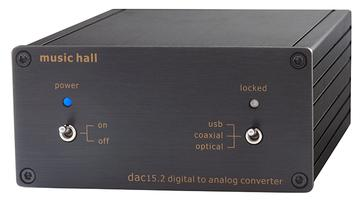 Music Hall DAC 15.2 Image