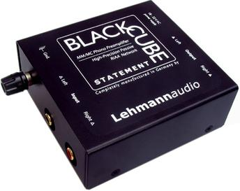 Lehmann Black Cube Statement​ Image